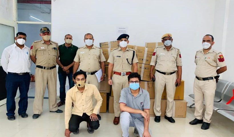 2 held for selling oxygen concentrators at inflated prices